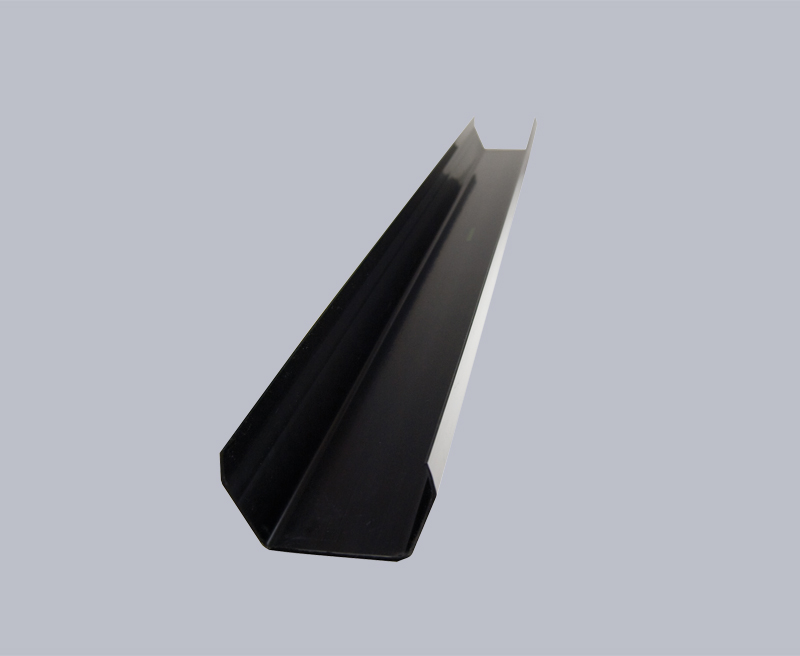 Kayflow Square Gutter black